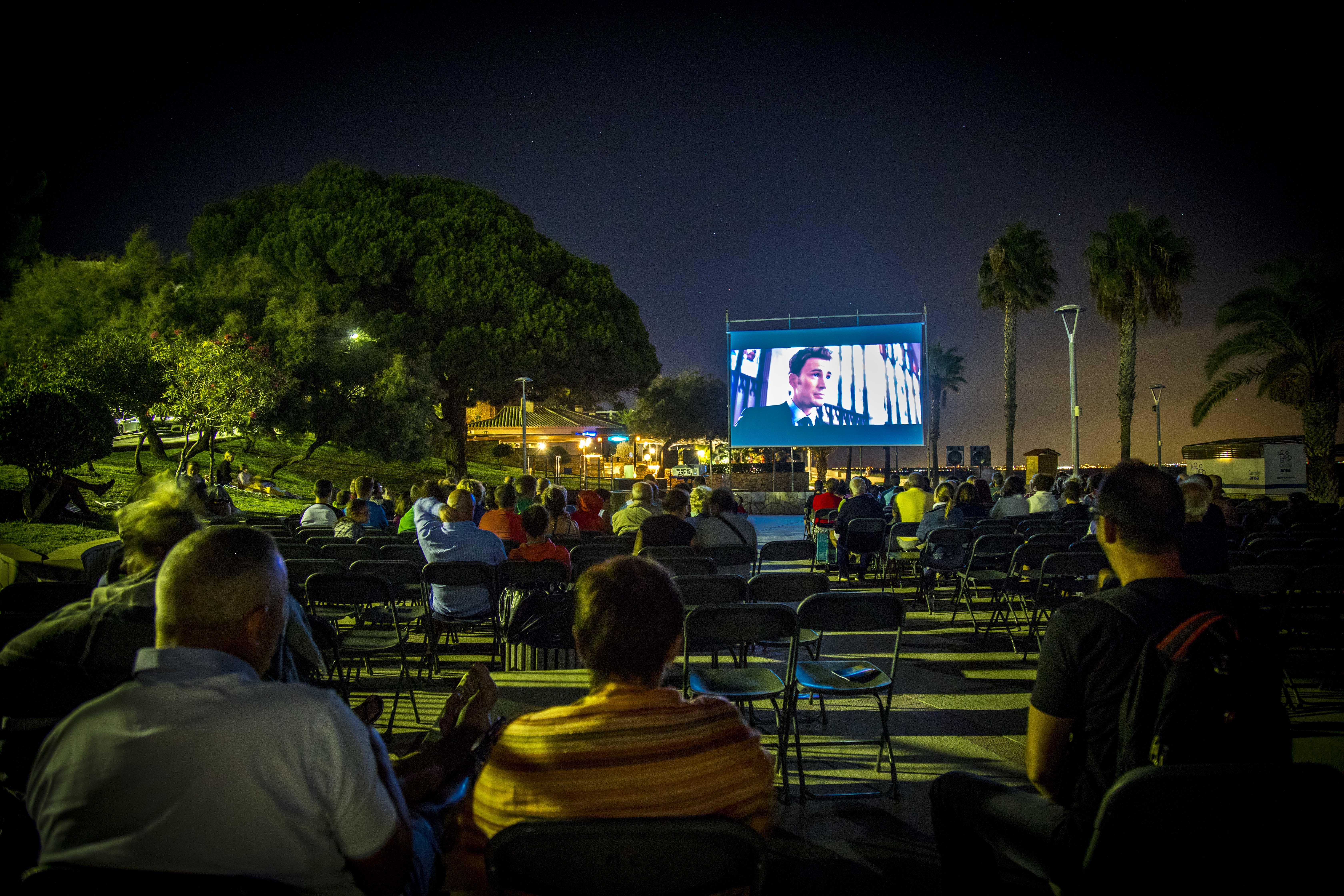 cinema a la fresca miami platja tarragona costa daurada
